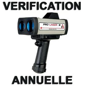 Yearly Certification Prolaser 3