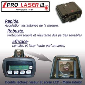 ProLaser 3 - Cinémomètre Laser homologué [reconditionné]