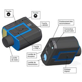 TruSpeed SE - Laser Speed Measurement Device